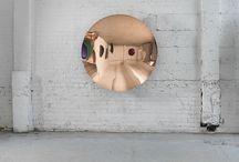 Interiors: Mirrors & Wall Art