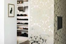 Interiors: Closets