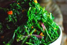 Recipes: Salad & Dressings