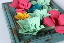 DIY: Paper & Cardboard Projects