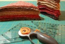 Quilt Tutorials-Piecing/Applique / by Kim Grace