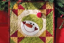 Quilts-Christmas/Winter / by Kim Grace