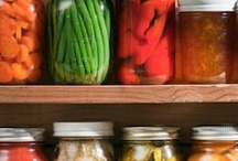 Food-Canning, Freezing & Mixes / by Kim Grace