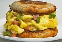 Food-Breakfast / by Kim Grace