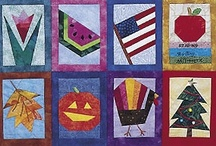 Quilts-Other holidays / by Kim Grace