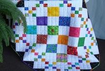 Quilts-Kids/Babies/Project Linus / by Kim Grace
