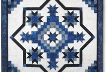 Quilts-Blue & White / by Kim Grace