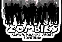 Walking Dead / The most awesome zombie show on tv! / by Paula Casiano-Perez