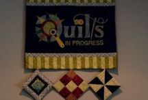 Quilts-Quilt/Sewing Theme / by Kim Grace
