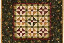 Quilts-Churn Dash/Shoofly/Monkey Wrench/Goose In The Pond / by Kim Grace