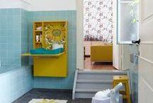 Kids bathroom inspiration / Inspiration for your kids bathroom! #Batimat