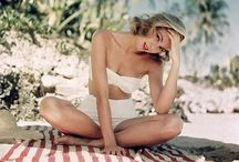 Summer Lovin' / Bikinis and babes. Mostly vintage style