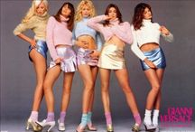 Supermodels / Past and present supermodels