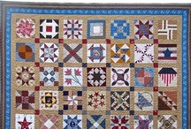 Quilts-Civil War Tributes / by Kim Grace