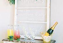 | Wedding: Food & Drinks |