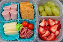 Food-Lunches/Snacks / by Kim Grace