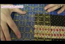 Quilt Tutorials-Specific Block/Quilt / by Kim Grace
