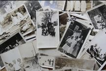 Echoes of the Past ❀ / Scrapbooking/Writing my family history / by Kristi Polston