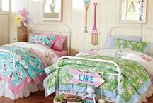 Cottage Kids Bedroom / Ideas for the kids bedroom at our lake cottage / by Alyssa Mintus