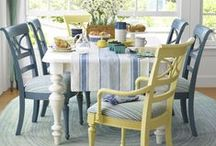 Cottage Dining Room / by Alyssa Mintus