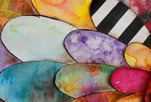 Hungry Caterpillar, Rainbows and butterflies / ideas for the classroom