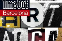 Time Out Barcelona covers 2014