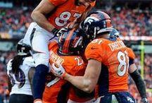 Game Day - Go Broncos!