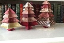 Christmas - Paper Craft Ideas / by Stone Creek Cottage