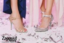 Soiree Stunners / Raise a glass to cocktail dresses, sparkling clutches, and sky-high platform heels. Celebrate glam going-out styles for date night or that next night out with the girls. / by Zappos
