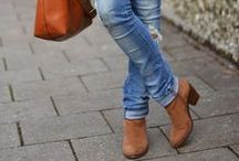 Boots and Denim / Has there ever been a pairing more perfect than boots and denim? From ankle boots to thigh-high boots, this is the place for our favorites (and the jeans that love them). / by Zappos