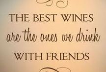 Wine Mind / Thoughts and Quotes about Wine