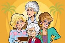 Thank You For Being A Friend / Golden girls never gets old / by Erin Chastine