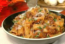 Pasta & faux pasta