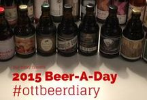 2015 Beer-A-Day Challenge / I've been invited to join in on a New Beer Every Day challenge for 2015.  Each day this year, I'll be trying a new beer, mostly craft beer. I'll be pinning a year's worth of new beers on this board. #ottbeerdiary