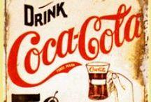 Coca Cola! / by LaurieAnn Richard
