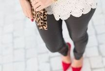 Leather and Lace / by Zappos