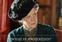 Downton Abbey <3 / by LaurieAnn Richard