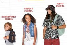 Zappos Haul: Back-to-School / Gear up for the school year with the coolest in back-to-school styles and trends. Find your child's perfect first day outfit! / by Zappos