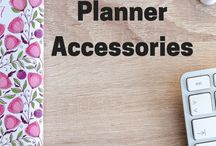 Pretty Planner Clips / Planner Clips, Planner Decoration, Journaling, Bookmarks, Memory Keeping, Stationary, Life Planner, Paper Clip Art, Planner Stencils, BUJO Stencil