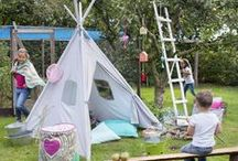 Colorique | Kids' outdoor ideas
