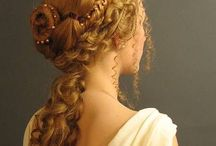 Frisuren & Kopfschmuck / #haare #hair #hut #mütze #Haarschmuck #Kopfschmuck #hairstyle