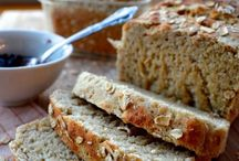Healthier breads, cakes and muffins