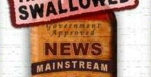Activism: Fox News, Murdoch Press, Daily Mail, Torygraph and the twisting of our news