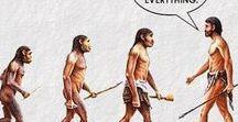 Human Evolution.