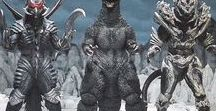 KAIJU: DESTROY ALL MONSTERS / Godzilla and other giant monsters.