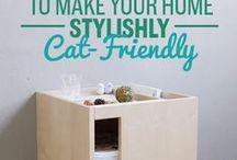 Cat Lady Home Decor
