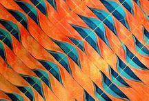 fabric adornments and manipulation