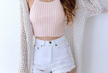 Outfits / Wish I had all these wonderful clothes