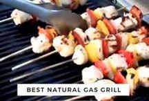 Best Natural Gas Grill Under 1000