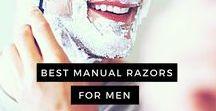 Best Manual Razors for Men